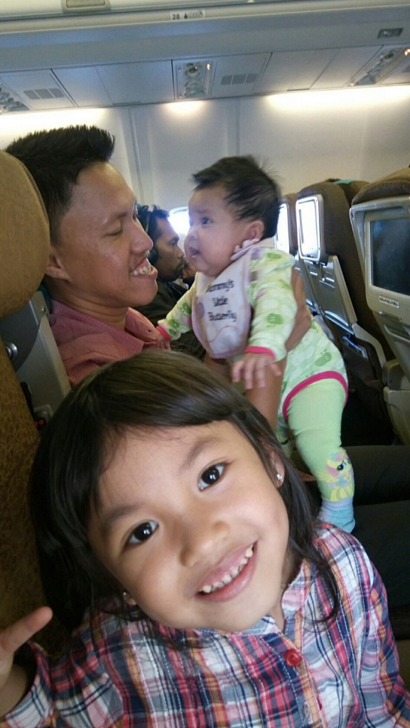 Raima's first flight