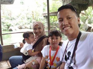 Seru ini di wahana adventure land